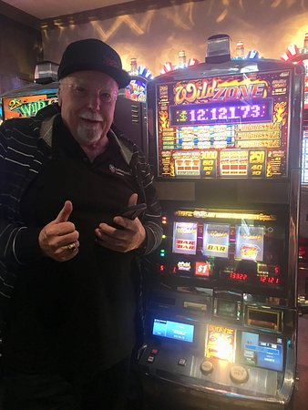 Club Serrano Member Larry won 12,121.73 on Double Wild on WMS's Wild Zone at San Manuel Casino on March 19, 2019. He bet five bucks!
