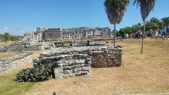 Tulum Archaeological Site: Tulum Ruins