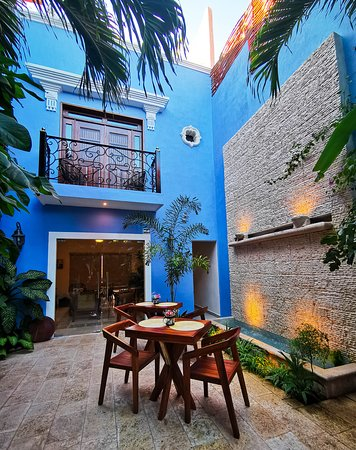 Recepción  - Picture of Le Muuch Hotel, Valladolid - Tripadvisor
