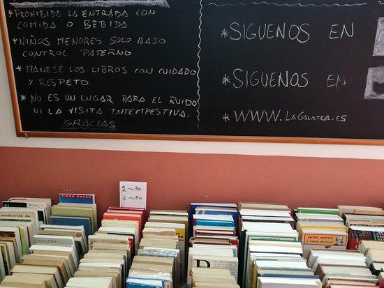 Librería Anticuaria La Galatea