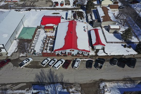 Mineola, IA : A photo of Tobey Jack's taken with my drone