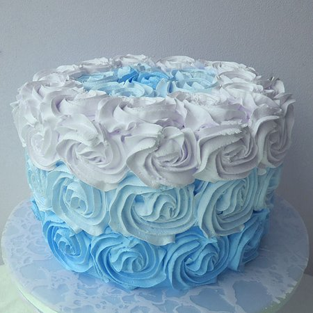 Café Mari Milo : Ruffle cake