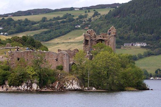 Urquhart Castle : The castle