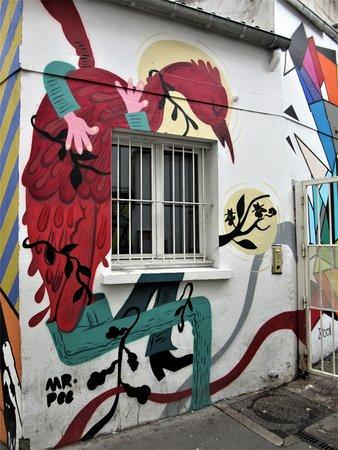 """Fresque """"Secours populaire15"""""""