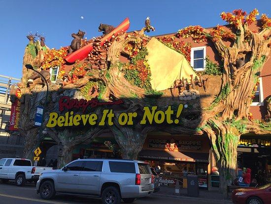 Ripley's Believe It or Not! Gatlinburg