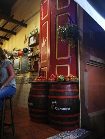 El Porron Tasca Andaluza Φωτογραφία