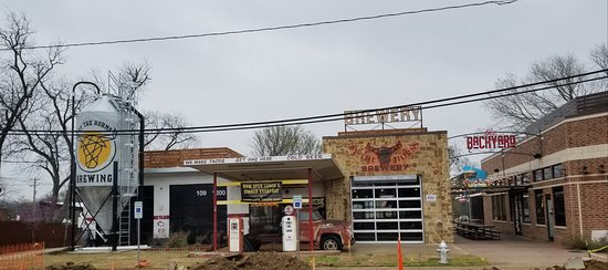 Mansfield, TX: By the Horns Brewery
