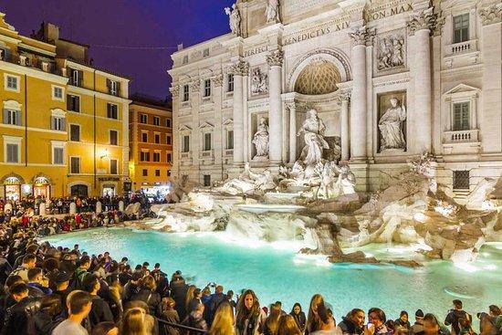 Tour at Rome