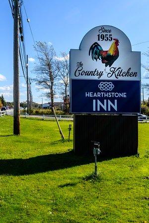 Port Hawkesbury, Canada: Exterior Signage