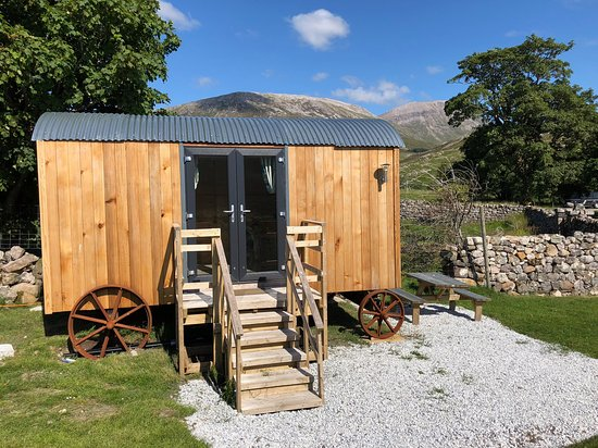 Assynt, UK: Shepherd's Hut