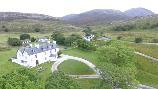 Assynt, UK: Inchnadamph Lodge