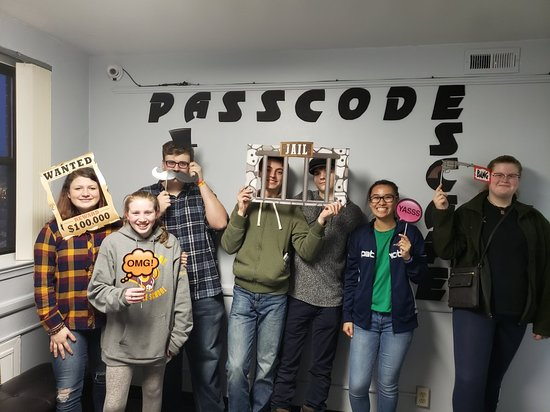 Passcode Escape Room