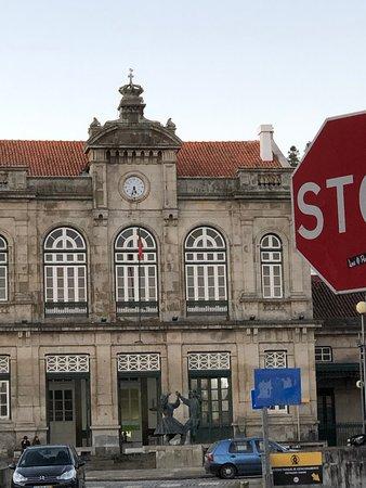 Estacao de comboios de Viana do Castelo