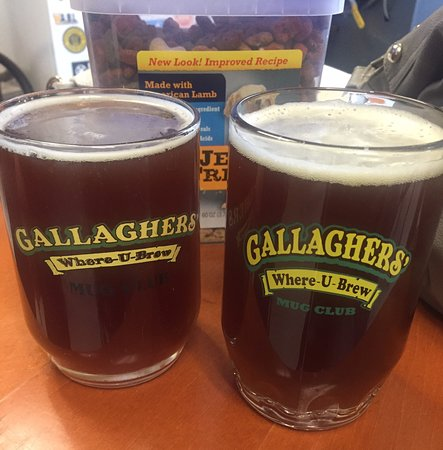 Gallagher's Where-U-Brew
