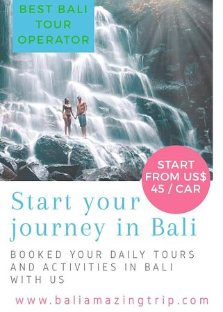 Still not decide yet about your next holiday? Bali is the best island to visit, we have nice beaches, waterfalls, temples, rice terraces.