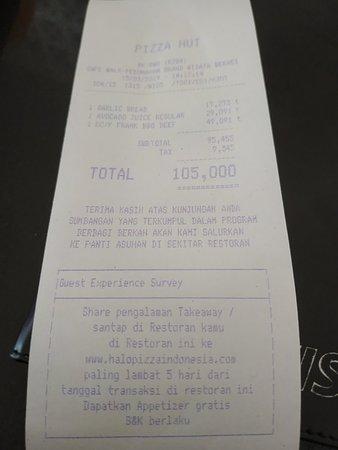 Pizza Hut - Grand Wisata, Bekasi - Restaurant Reviews