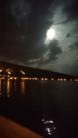 Kastoria Region, Greece: Kastoria city Greece. With the full moon tonight. Greece 🇬🇷 @VisitGreecegr @great_greece Grecia Griechenland beauty of Greece 🇬🇷