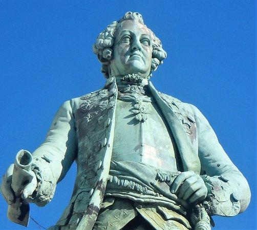 La Statue de Charles de Lorraine