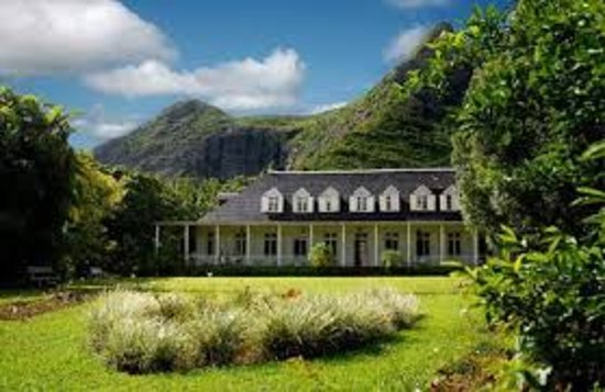Saint Aubin house in the south of mauritius its a full day tours