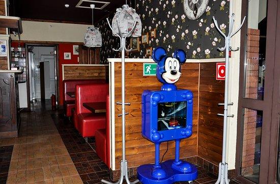 Игровой автомат ресторан игровые автоматы сайты список
