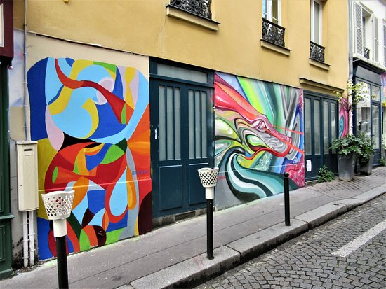 "Fresque ""Colorfull"""