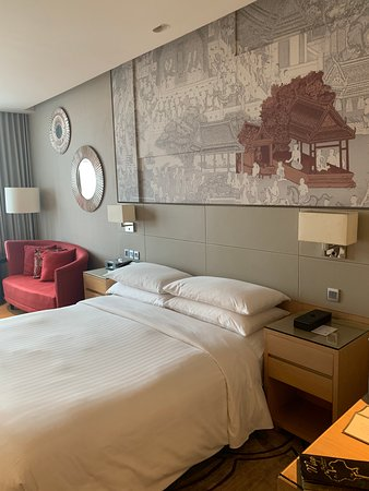 Maravilhoso hotel em Bagkok