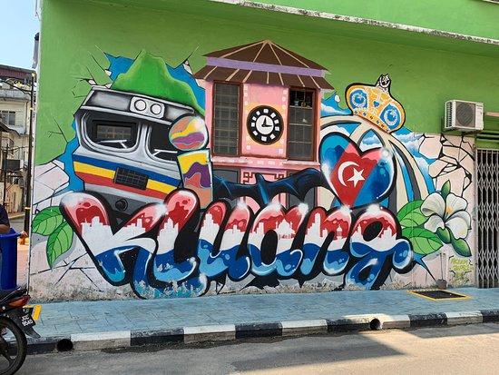 Street Art Kluang