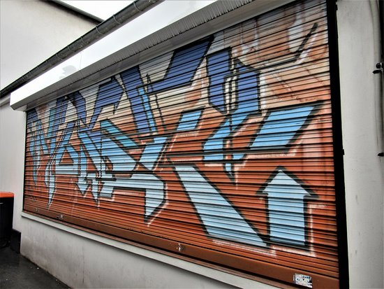 """Fresque """"Saint Ouen-03"""""""