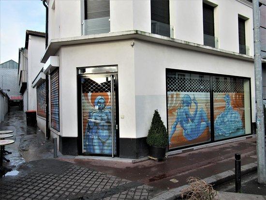 Saint Ouen, Francja: Les fresques