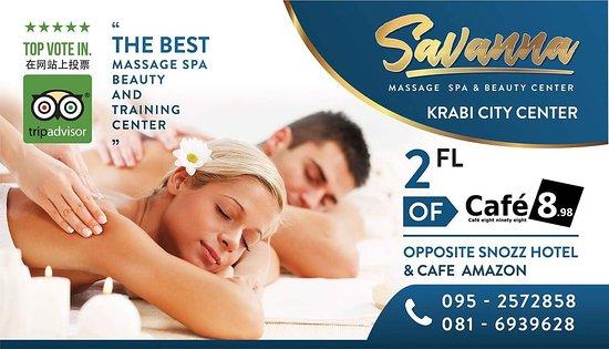 Pak Nam, Thailand: THE BEST massage spa beauty and training center