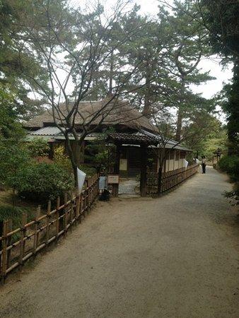 Ritsurin Garden: 公園内