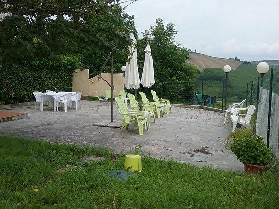 Neviglie, Taliansko: Solarium