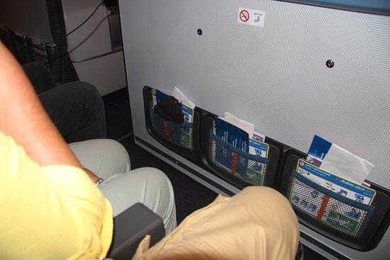 flydubai: Během letu přesazeni k nouzáku- to bylo jediné plus.