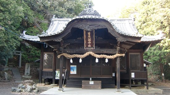 Shoseki Hachiman Shrine