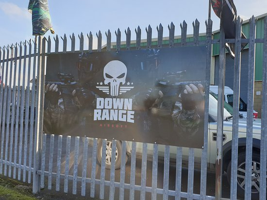 Bangor, UK: Down Range