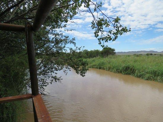 Hofmeyr, Sør-Afrika: View