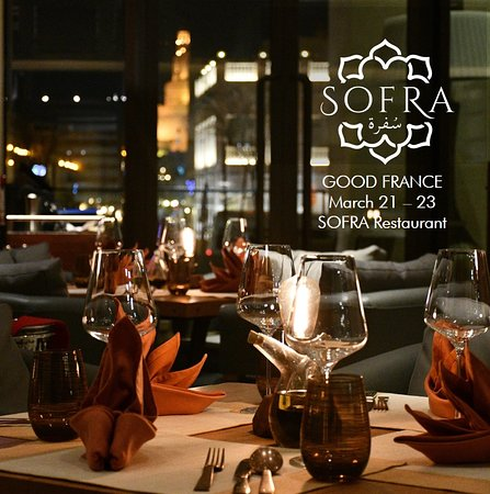 Celebrate French gastronomy with 'Good France' at Sofra, Alwadi Hotel Doha MGallery