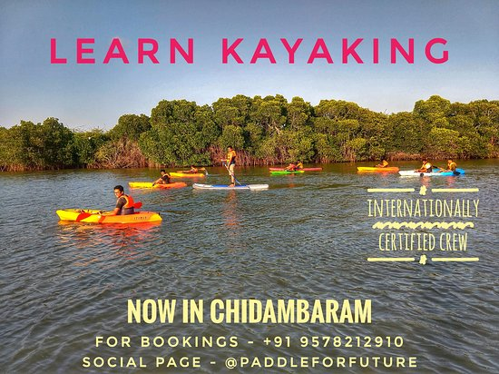 Learn kayak, StandupPaddle, Surf & Outdoor camps