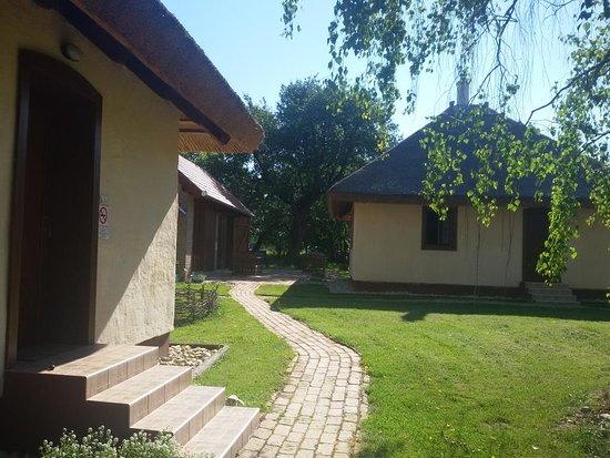 Viszak, Węgry: Apartman házak