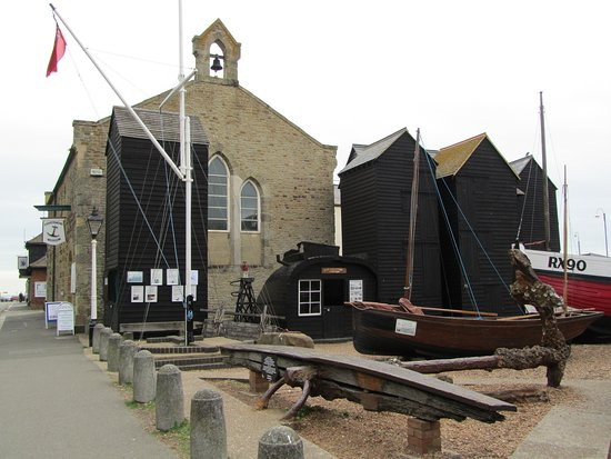 ‪Hastings Fishermen's Museum‬