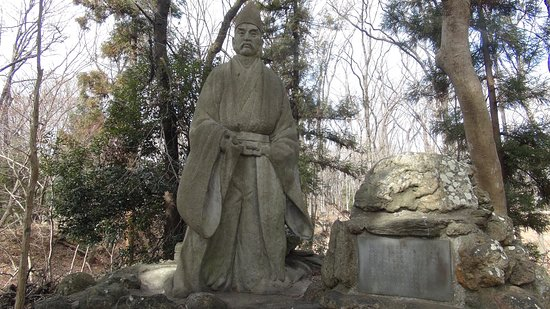 Statue of Hatakeyama Shigetada