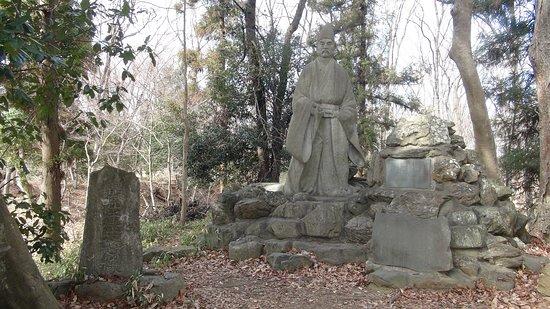 嵐山町, 埼玉県, 畠山重忠公像