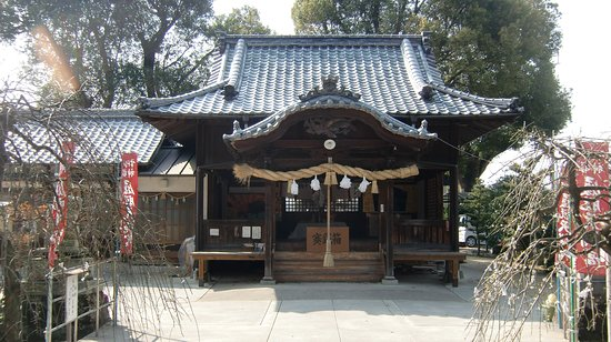 Kutsunugi Temman Shrine