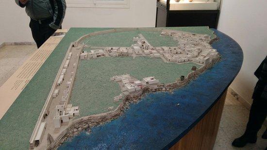Kerkouane museum