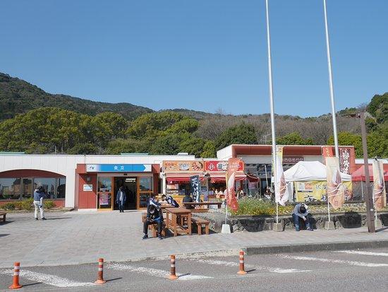 Kinryu Service Area Inbound