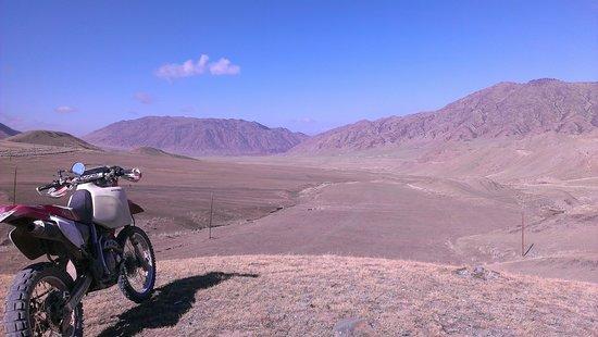 Tosor, Kyrgyzstan: Верховья ущелья Тосор