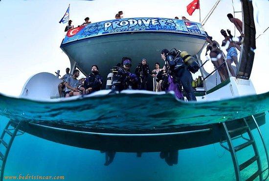 Prodivers Ayvalık Suba Diving Merkezi