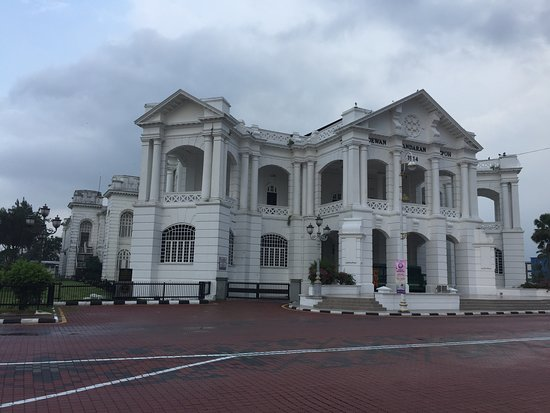 ‪Ipoh Town Hall and Old Post Office‬