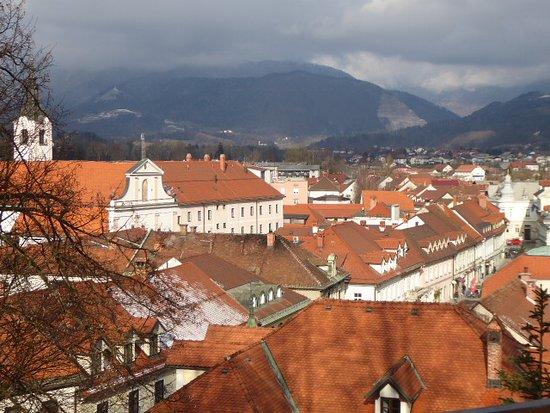 Little Castle: Cartoline da Kamnik, Slovenia