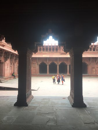 Home of Shah Jahan's Hindu Wife and family